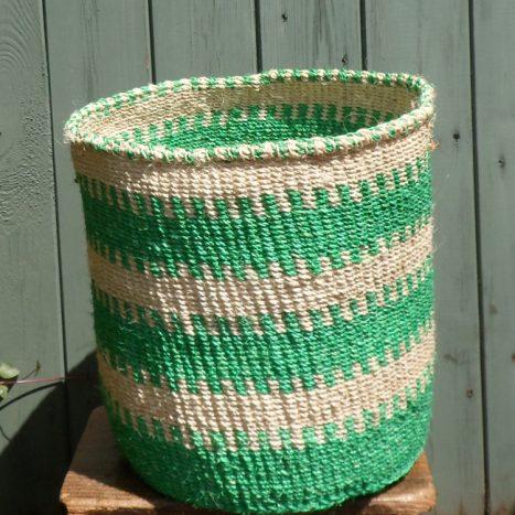 Large sisal basket L7