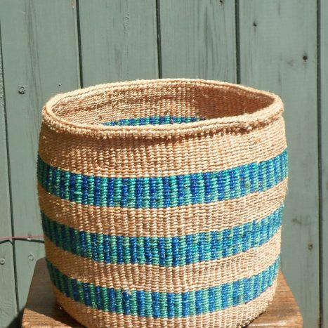 Medium sisal basket M12