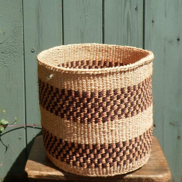 Medium sisal basket M2