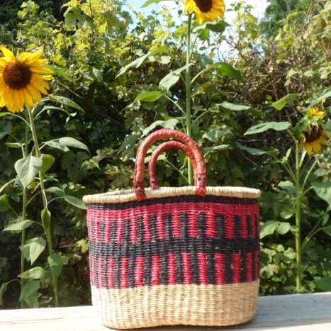 Oval shopping basket 13